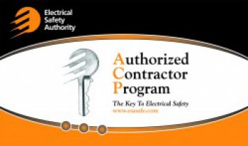 Authorized Contractor Program - EsaSafe